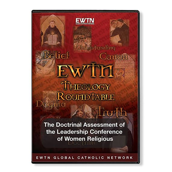 THEOLOGY ROUNDTABLE: LCWR - DVD