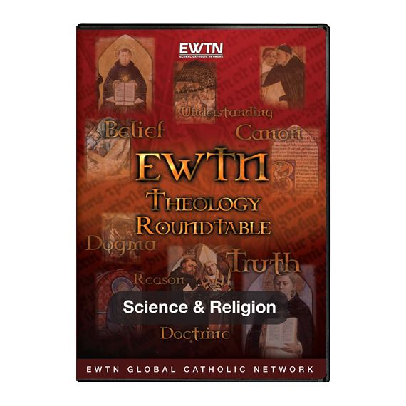 THEOLOGY ROUNDTABLE  SCIENCE AND RELIGION  DVD