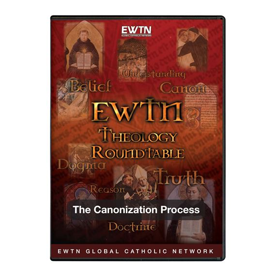 THEOLOGY ROUNDTABLE CANONIZATION PROCESS DVD
