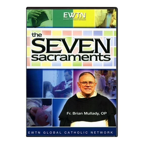 THE SEVEN SACRAMENTS - DVD