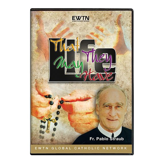 THAT THEY MAY HAVE LIFE - DVD