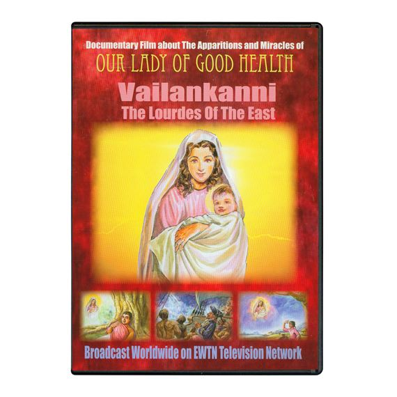 VAILANKANNI: THE LOURDES OF THE EAST - DVD
