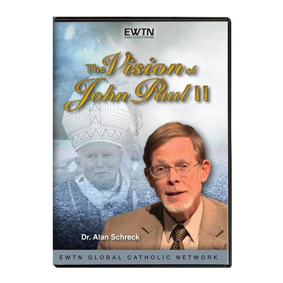 THE VISION OF JOHN PAUL II - DVD