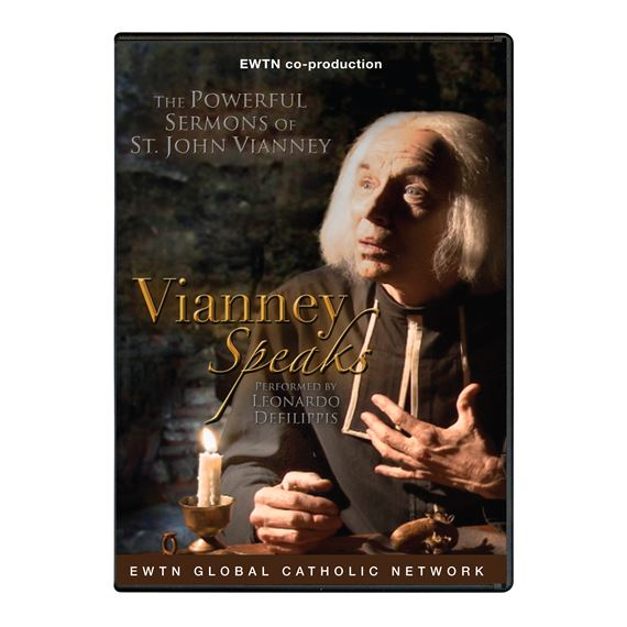 VIANNEY SPEAKS - DVD