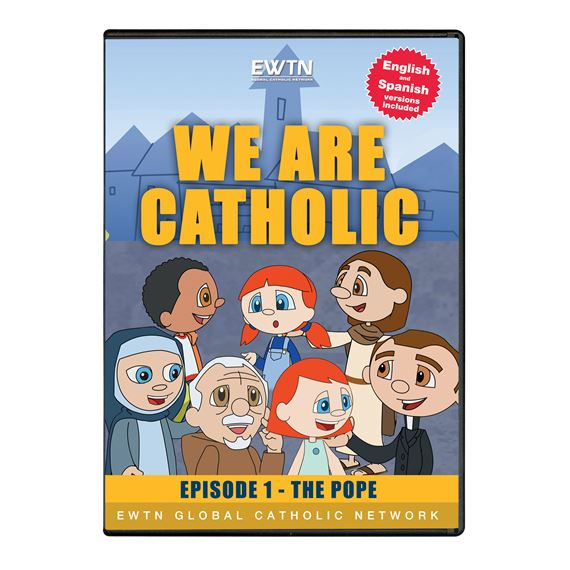 WE ARE CATHOLIC - THE POPE - DVD