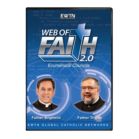 WEB OF FAITH 2.0: ECUMENICAL COUNCILS - DVD