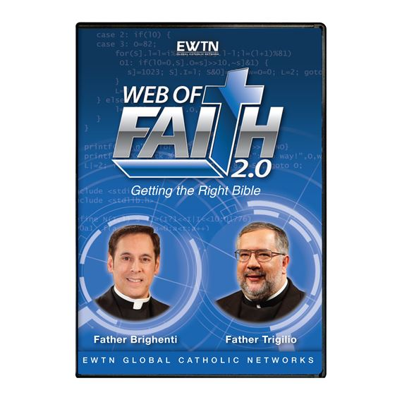 WEB OF FAITH 2.0: GETTING THE RIGHT BIBLE - DVD