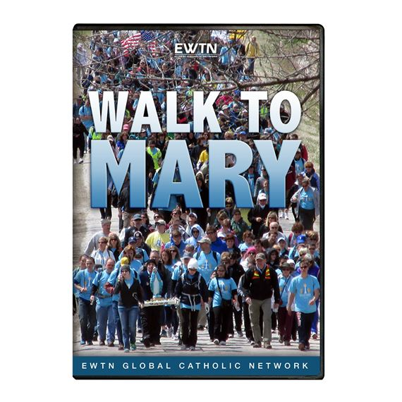 WALK TO MARY DVD