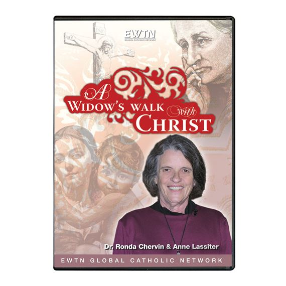 A WIDOW'S WALK WITH CHRIST - DVD