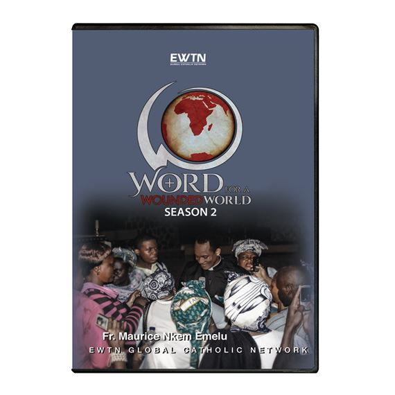 WORD FOR A WOUNDED WORLD SEASON 2 - DVD