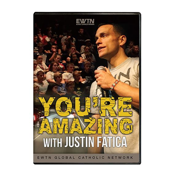 YOU'RE AMAZING WITH JUSTIN FATICA