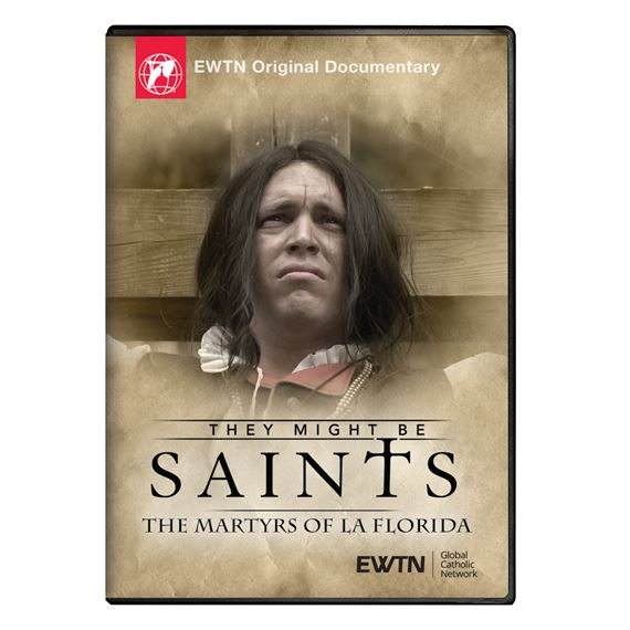 THEY MIGHT BE SAINTS THE MARTYRS OF LA FLORIDA DVD