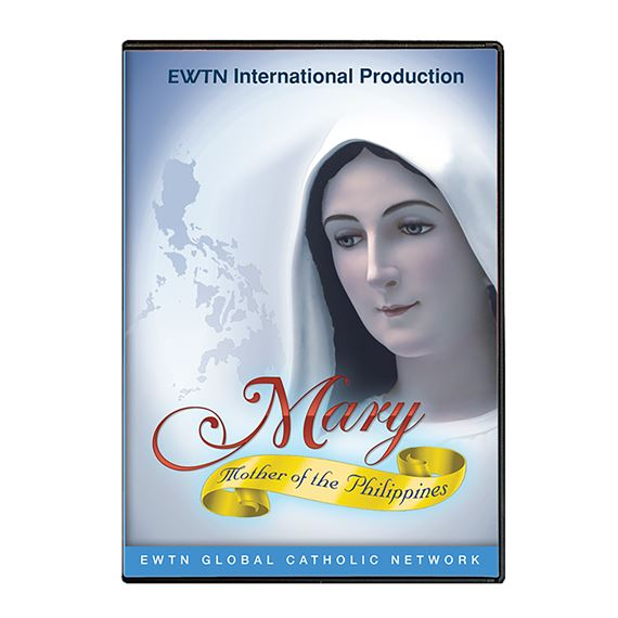 MARY, MOTHER OF THE PHILIPPINES - DVD