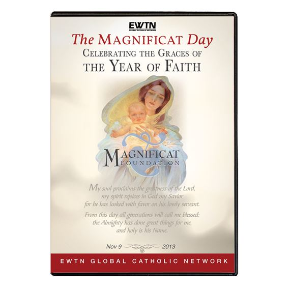 THE MAGNIFICAT DAY - LIVE FROM PHILADELPHIA - DVD
