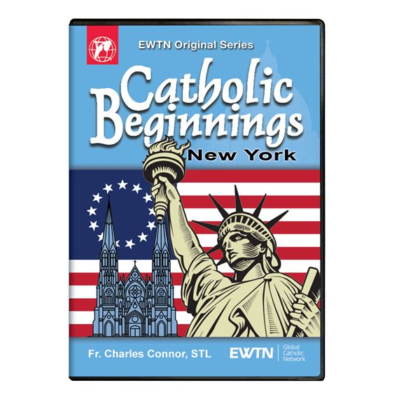 CATHOLIC BEGINNINGS NEW YORK DVD