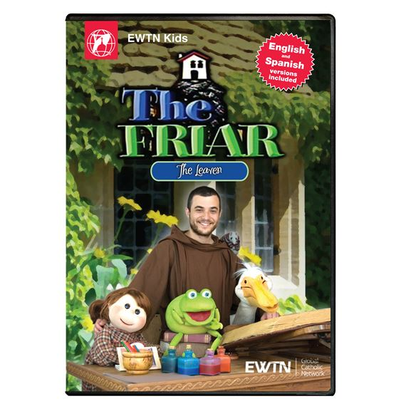 THE FRIAR THE LEAVEN DVD