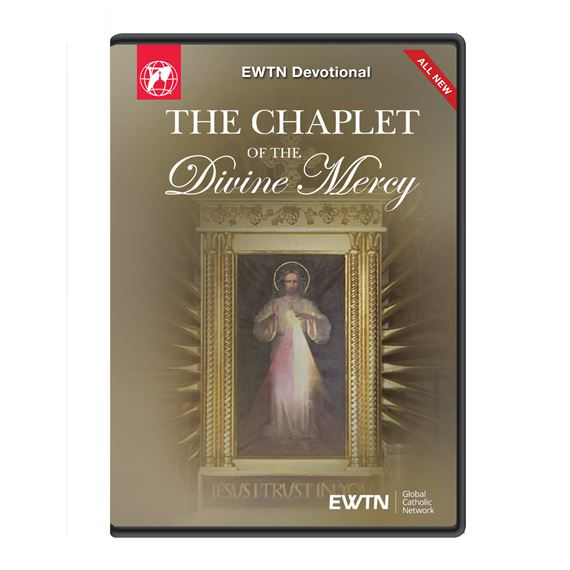 THE CHAPLET OF DIVINE MERCY (NEW)