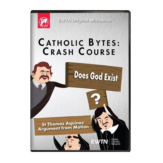 CATHOLIC BYTES - CRASH COURSE DVD