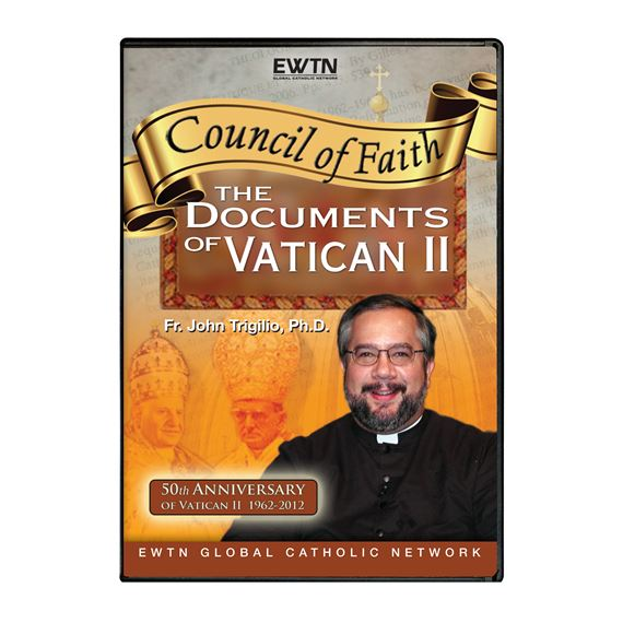 COUNCIL FAITH: DOCUMENTS OF VATICAN II