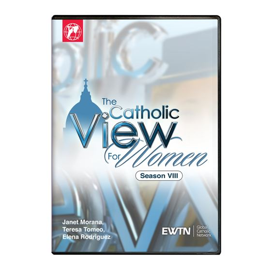 CATHOLIC VIEW FOR WOMEN SEASON 8 DVD