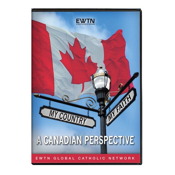 MY COUNTRY,  MY FAITH: A CANADIAN PERSPECTIVE DVD