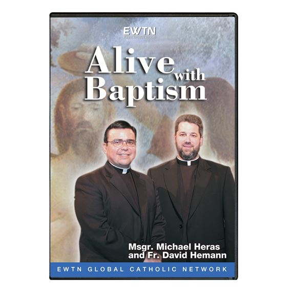 ALIVE WITH BAPTISM - DVD