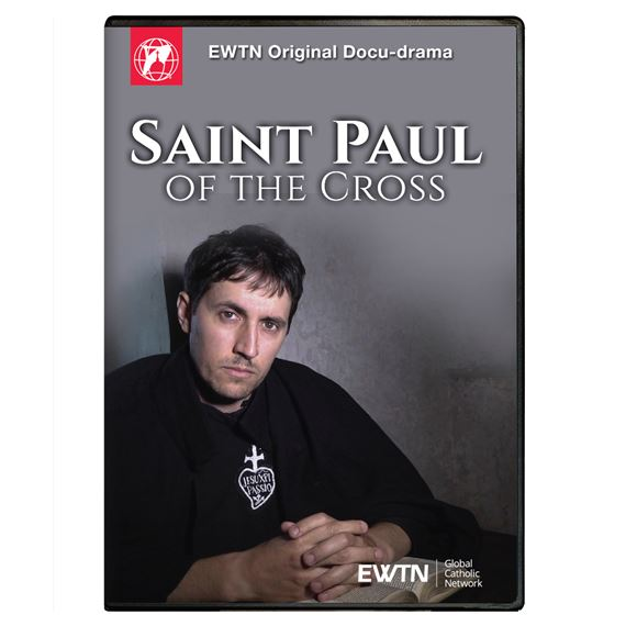 SAINT PAUL OF THE CROSS DVD