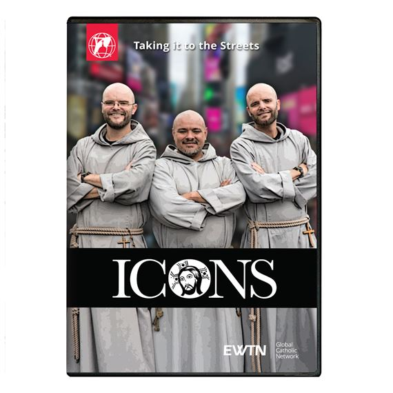 ICONS - OCTOBER 26, 2018 DVD