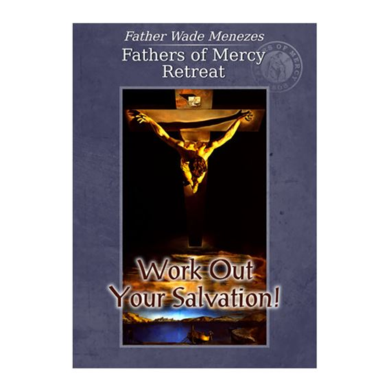 WORK OUT YOUR SALVATION! - CD