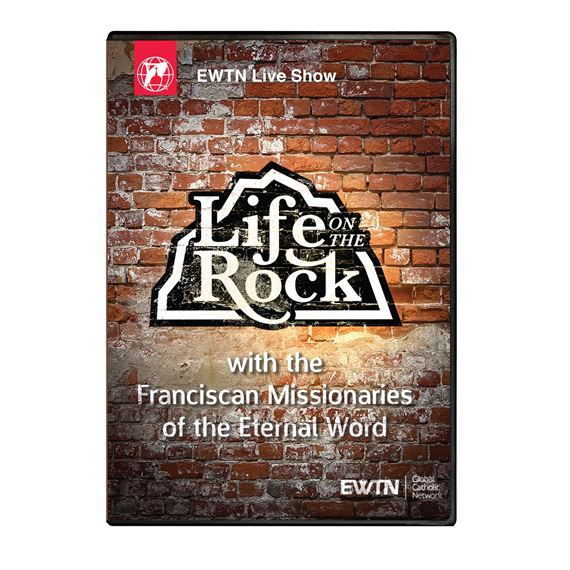 LIFE ON THE ROCK - AUGUST 26, 2018 DVD
