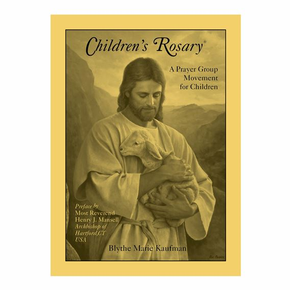 CHILDREN'S ROSARY - SINGLE BOOKLET