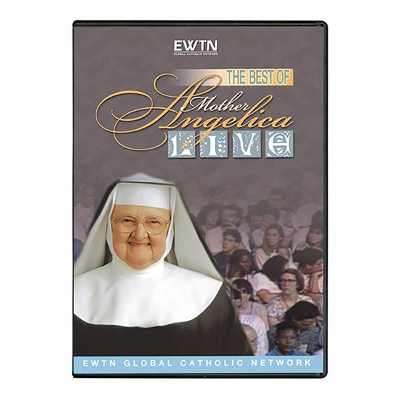 BEST OF MOTHER ANGELICA  LIVE - MARCH 23, 1999