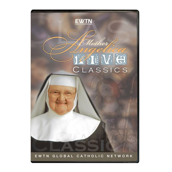 MOTHER ANGELICA CLASSIC - AUGUST 6, 1996