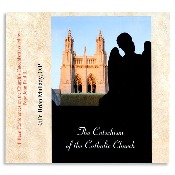 CATECHISM OF CATH. CHURCH - FR. MULLADY (CD SET)