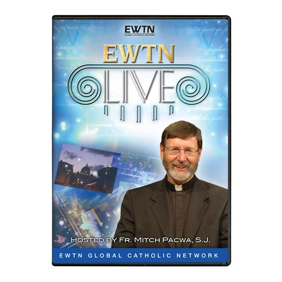 EWTN LIVE - JUNE 13, 2018 DVD