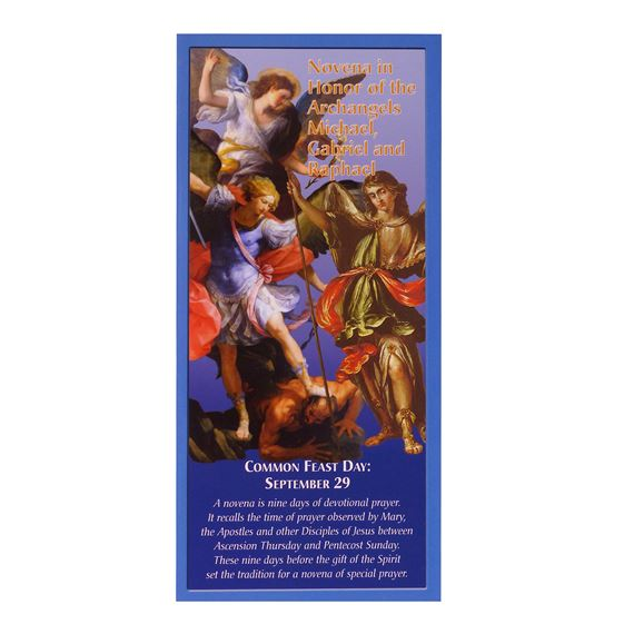 NOVENA IN HONOR OF THE ARCHANGELS