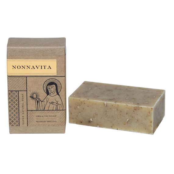 SPICED OAT - NONNAVITA SOAP