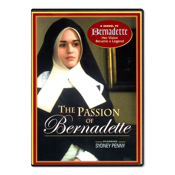 THE PASSION OF BERNADETTE - DVD