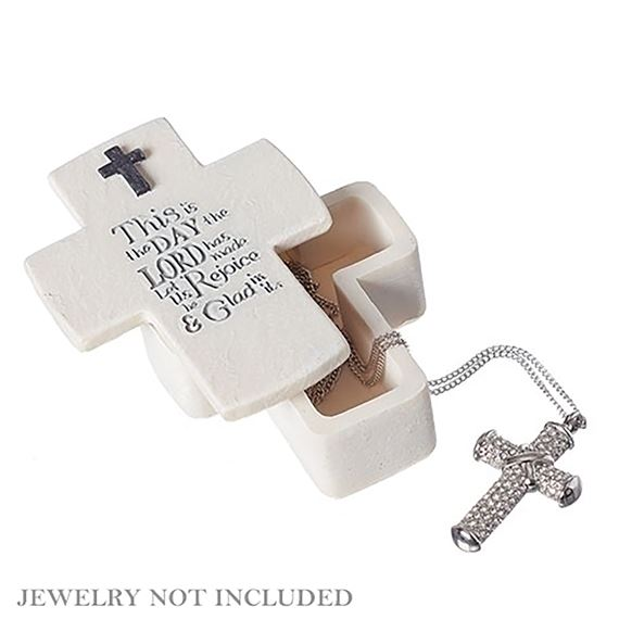 THIS IS THE DAY ROSARY BOX