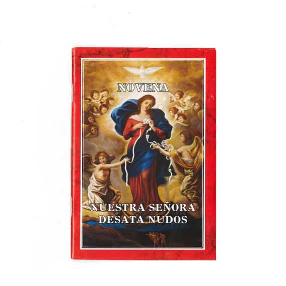 OUR LADY, UNDOER OF KNOTS NOVENA (SPANISH)