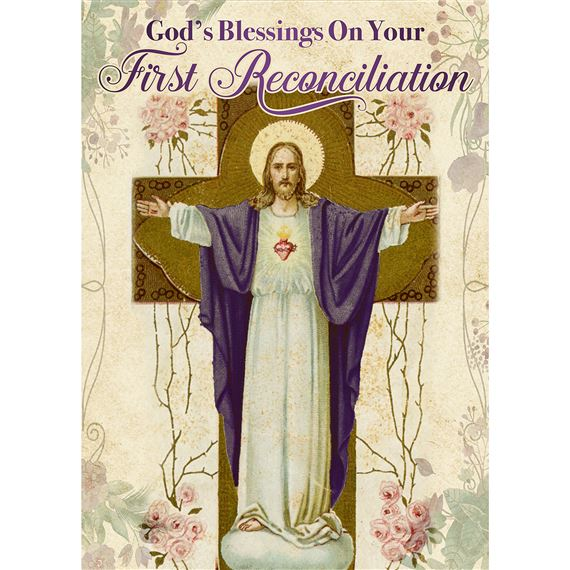 RESURRECTION FIRST RECONCILIATION CARD