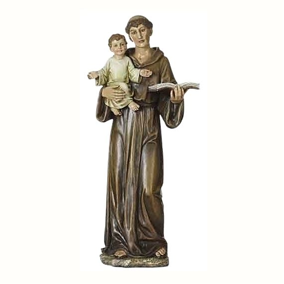 ST. ANTHONY STATUE 14""