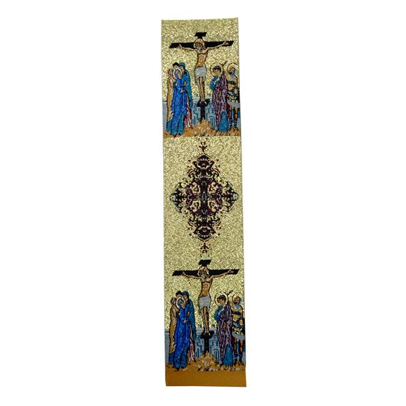 THE CRUCIFIXION - TAPESTRY BOOKMARK