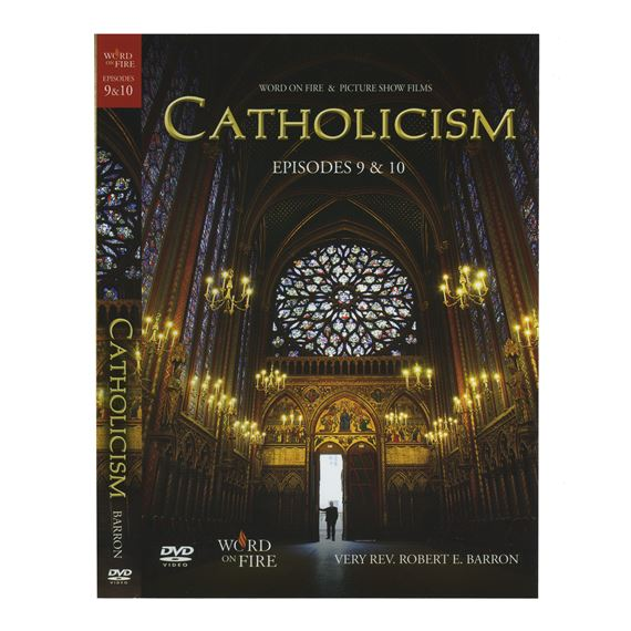 CATHOLICISM - EPISODES 9 & 10 - FR. ROBERT BARRON
