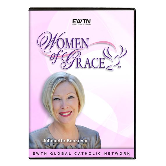 WOMEN OF GRACE - WEEK OF 8/27/18 DVD