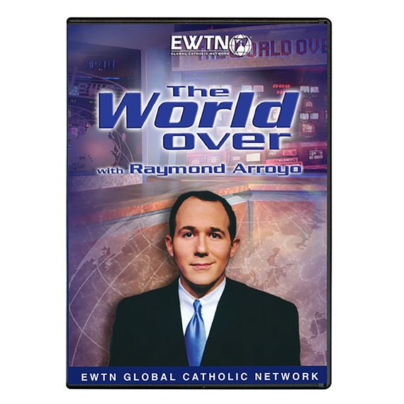 WORLD OVER - AUGUST 23, 2018 DVD