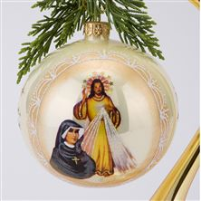 DIVINE MERCY - ORNAMENT