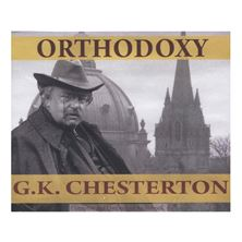 ORTHODOXY - CD AUDIO BOOK