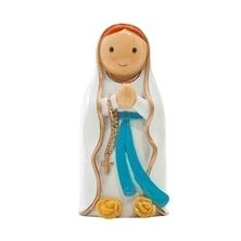 OUR LADY OF LOURDES - LITTLE DROPS STATUE