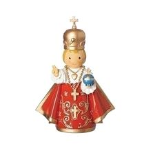 INFANT OF PRAGUE - LITTLE DROPS STATUE